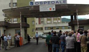 """Il """"famigerato"""" ospedale di Gissi"""