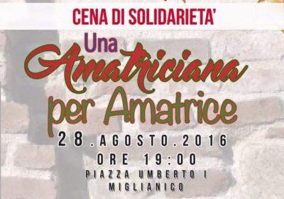 AmatricianaPerAmatrice